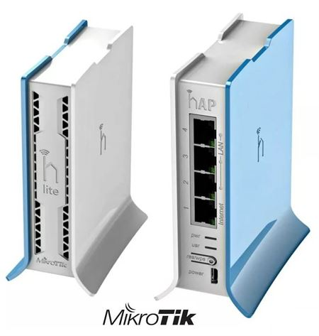 ROUTER MIKROTIK <br>RB941-2ND-TC