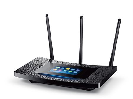 ROUTER DUAL BAND TOUCH P5 AC1900 <BR> TP LINK